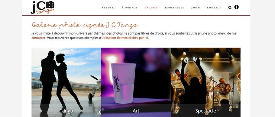 Galerie photo de JC Tango
