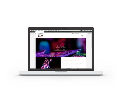 Site JC Tango
