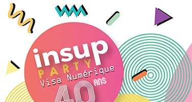 l'Insup Party, le 13 avril 2018 de 14h à 18h
