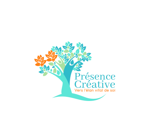 Logo Présence Créative