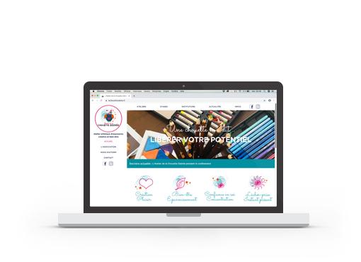 Site web de la chouette Zebrée