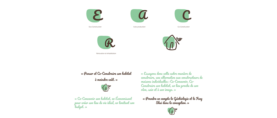 Extrait page d'acceuil EAC Consultant