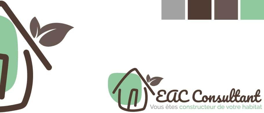 Identité visuelle EAC Consultant