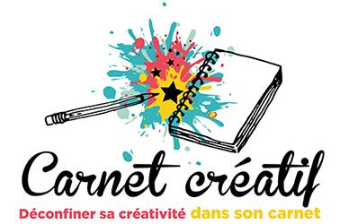 Déconfiner sa créativité dans son carnet créatif
