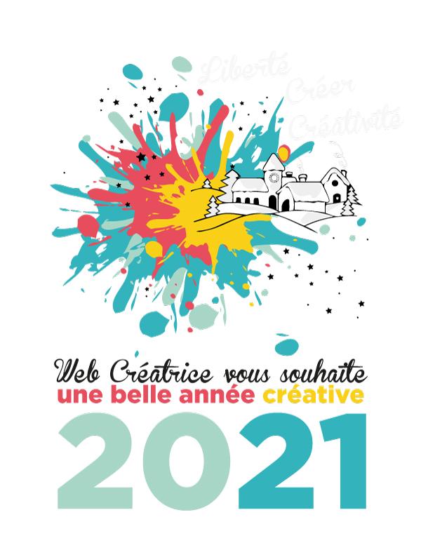 Une bonne année créative 2021