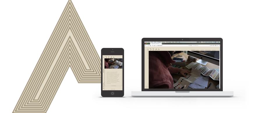 Création du site web d'Idéal Collectif