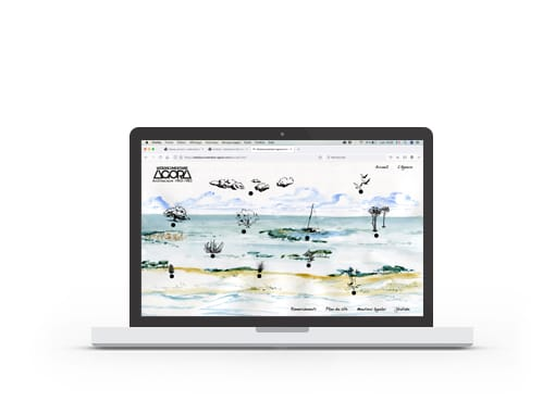 Web documentaire Agora